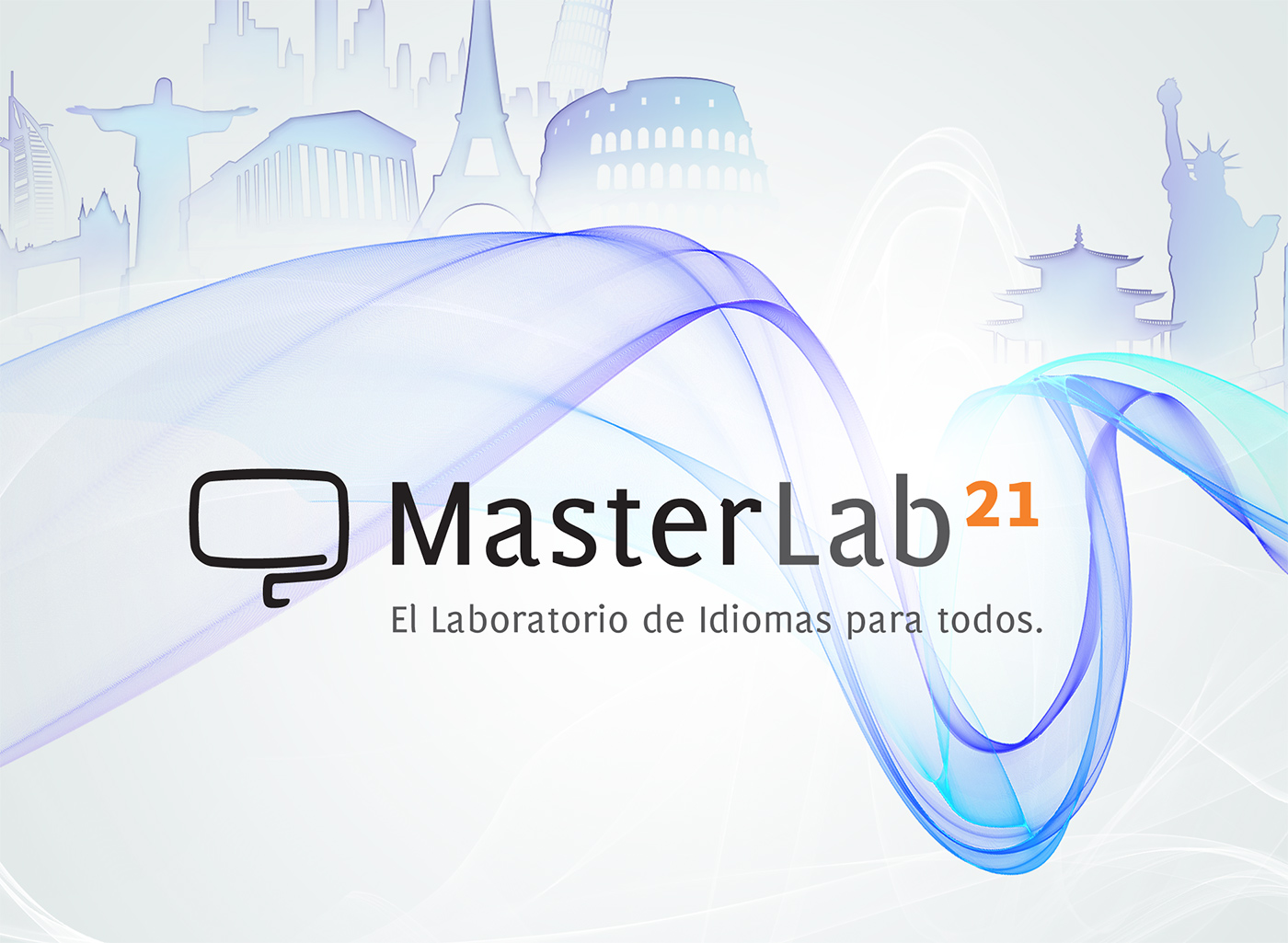 diseño logotipo laboratorio