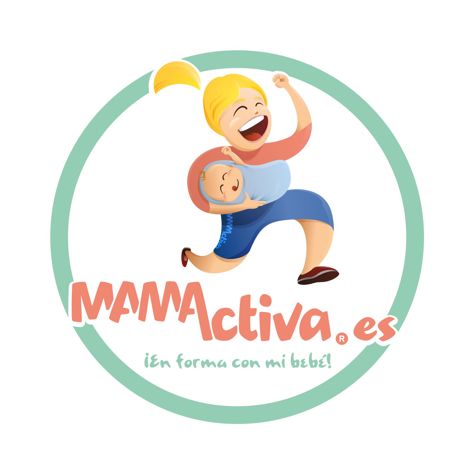 Logo MamActiva círculo
