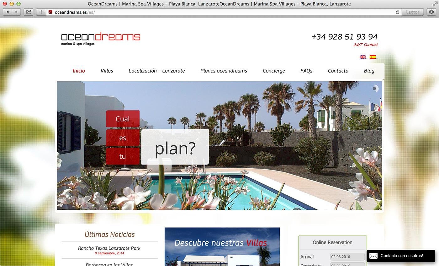 web villas