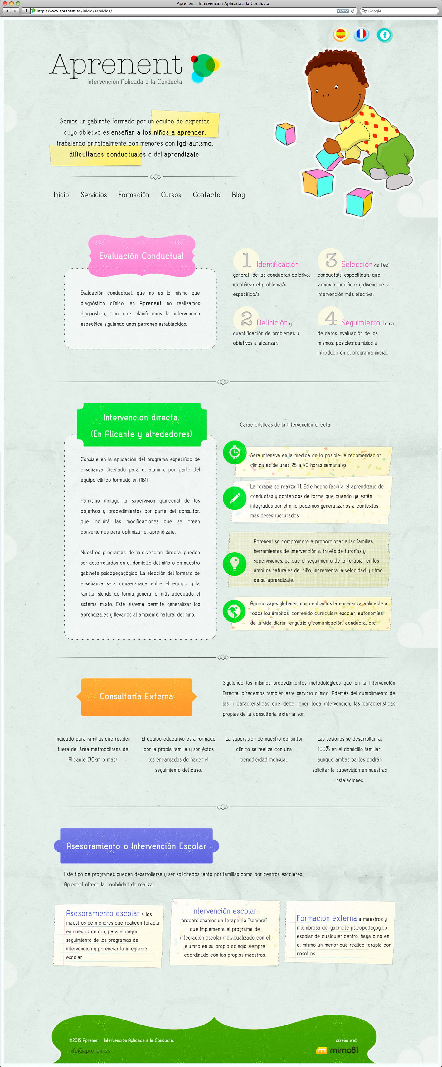 Servicios ABA Aprenent.es