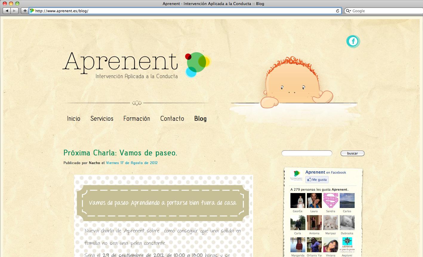 Blog Aprenent
