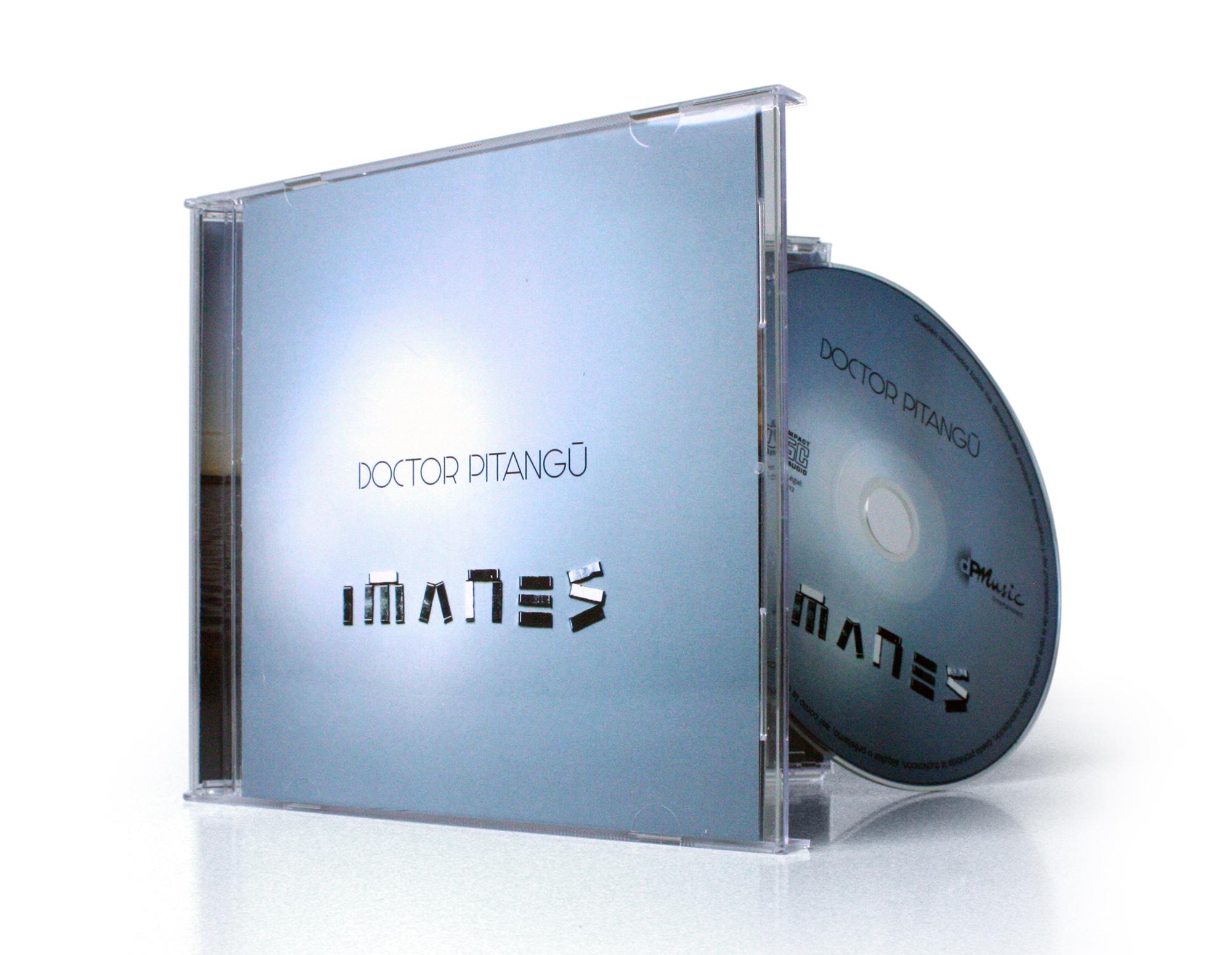 Diseño CD imanes