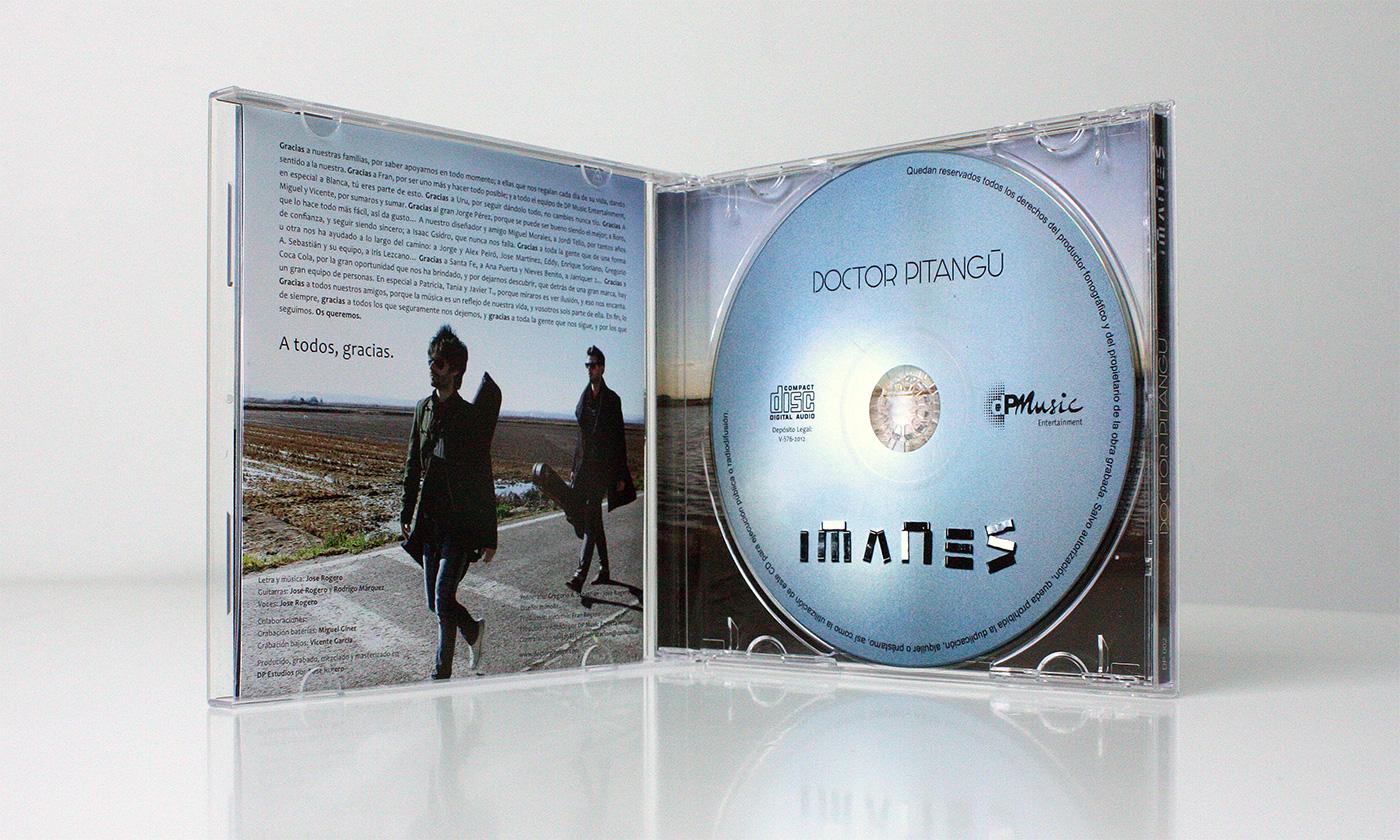 diseño interior caja cd
