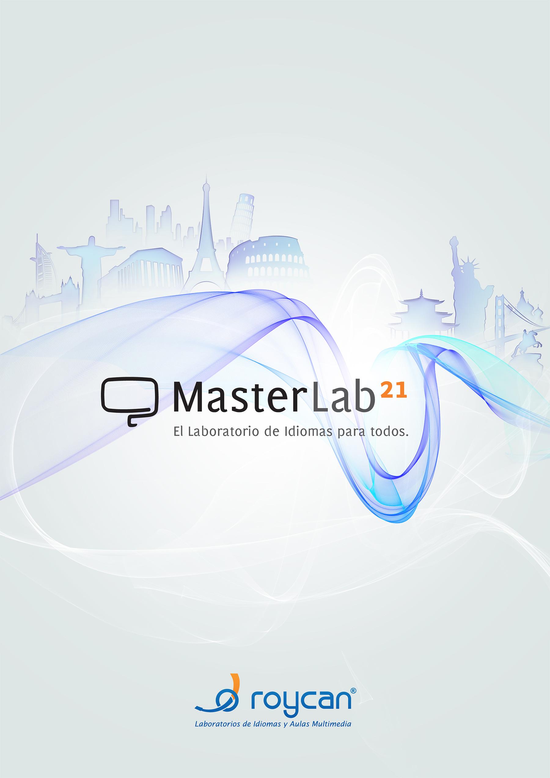 Portada Laboratorio Idiomas MasterLab 21