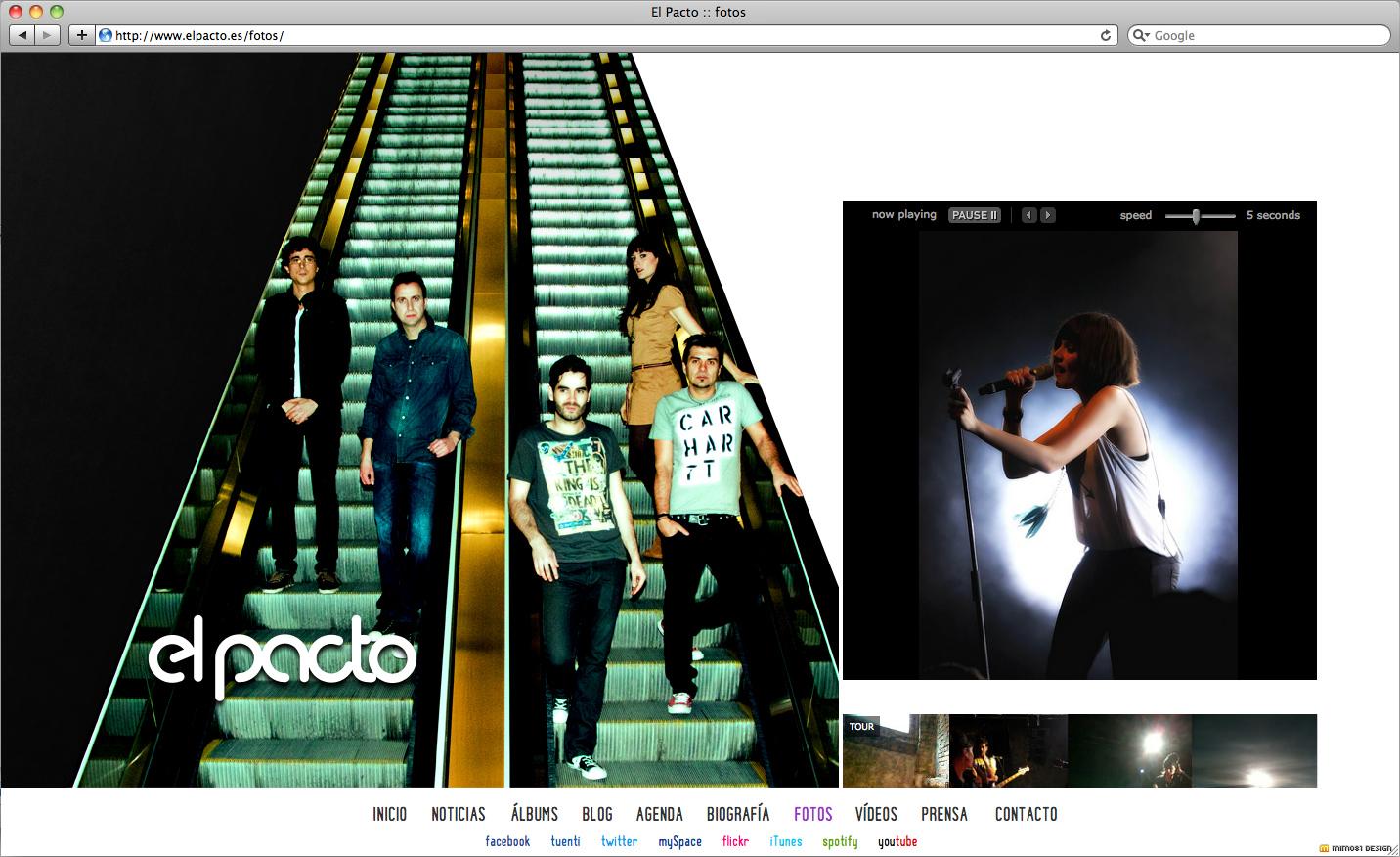 Fotos Web El Pacto