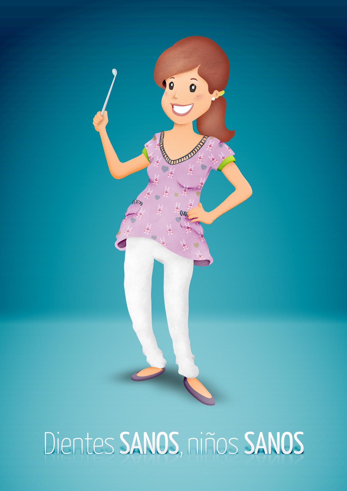 Ilustración Eladia