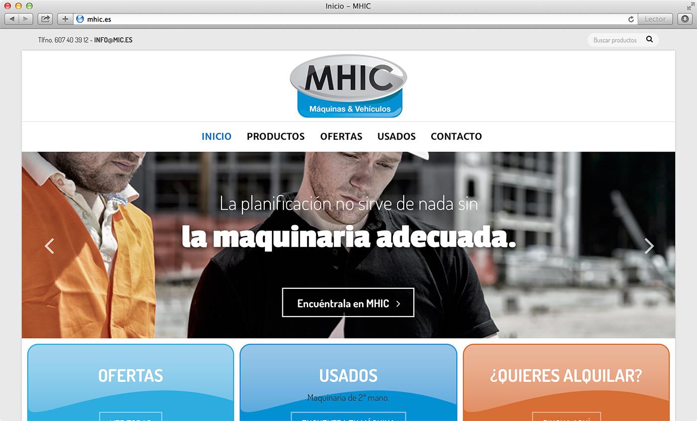 Web Maquinaria