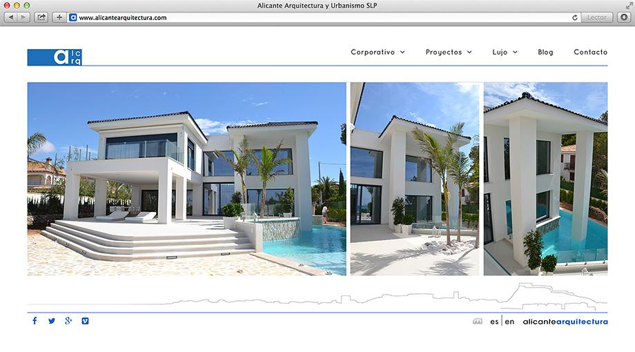 Alicante Arquitectura